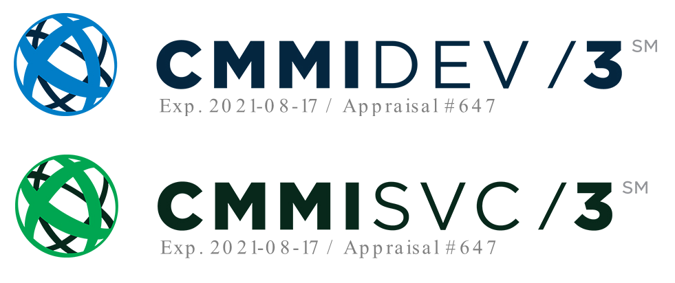 CMMI DEV and CMMI SVC